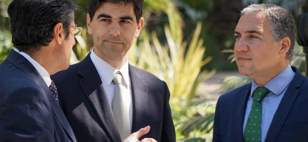 El PP de Coín designa a Francisco Santos como candidato a la Alcaldía para 2019